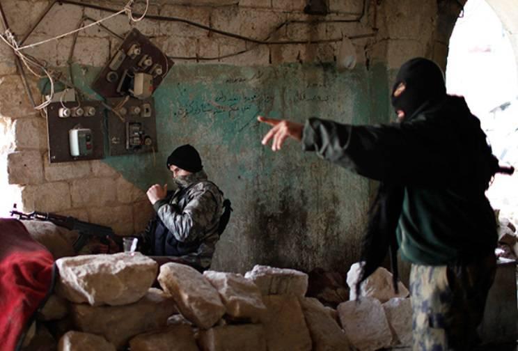 L'esercito siriano respinse l'attacco di Jabhat al-Nusra nella provincia di Damasco