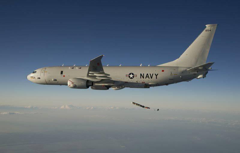 Boeing annonce un nouveau missile anti-sous-marin pour P-8A