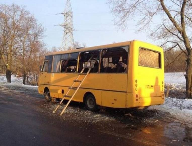 朝鲜民主主义人民共和国国防部称乌克兰军官,其中一个师在2015 g在Volnovakha下进行了一次客车爆炸