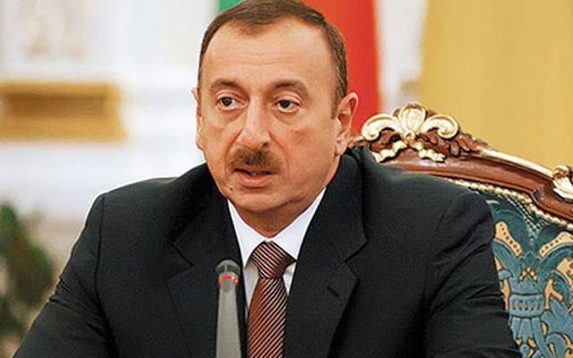 """O presidente azeri disse que """"ameaça nuclear emana da Armênia"""""""