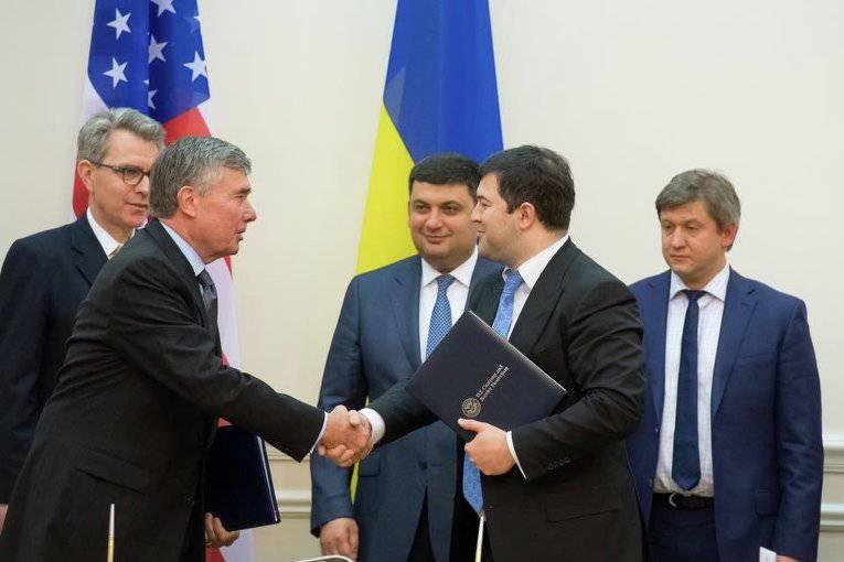 Американские специалисты начнут обучать украинских таможенников по месту службы