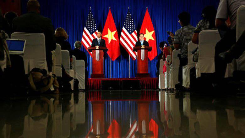 मीडिया: Arming वियतनाम, अमेरिका एशिया में अपनी स्थिति मजबूत करता है