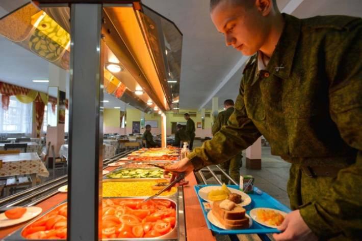 En Transbaikalia, las cantinas de 5 Soldier se traducen a un sistema de control electrónico