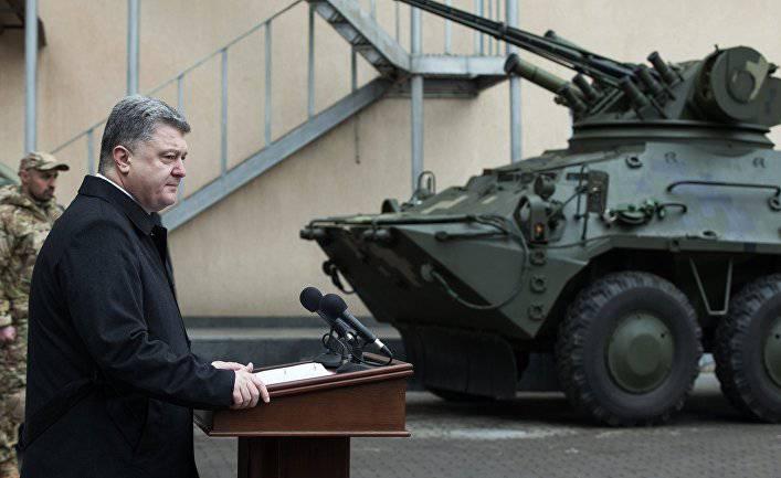 Poroshenko finalmente reconheceu a derrota militar (blogueiro Steigan, Noruega)