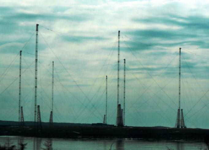 O Pentágono iniciou o desenvolvimento de GPS analógico
