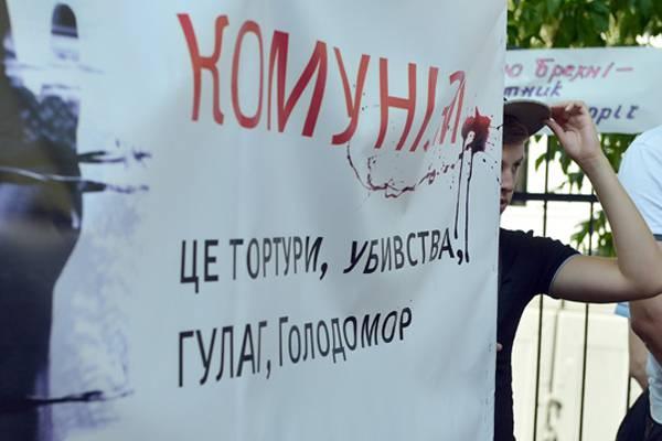 """在乌克兰,在""""非民主化""""框架内,决定更名130多家报纸和杂志"""