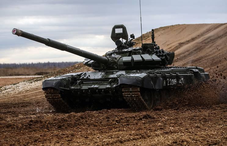 UVZ presentará en Kazajstán T-72 en una nueva configuración