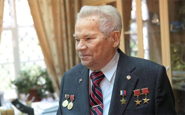 纪念MT卡拉什尼科夫的纪念碑将出现在莫斯科