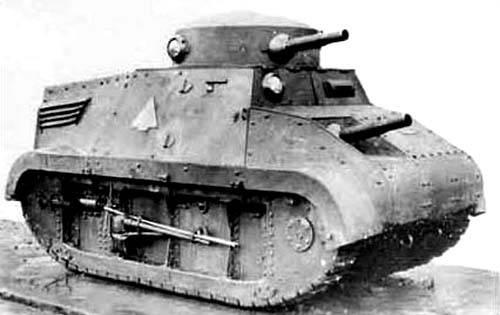 내전의 공화당과 민족주의 탱크 1936 - 1938 (1의 일부)