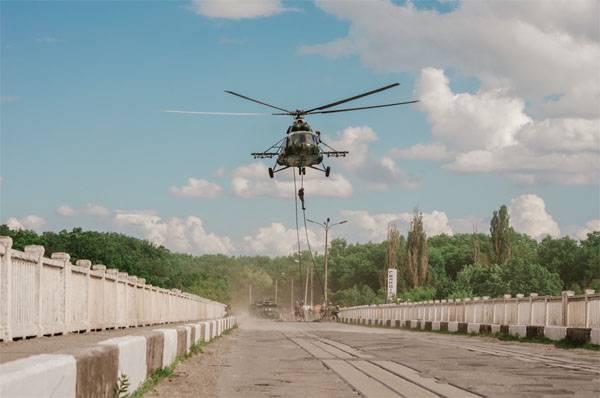 ウクライナの空挺部隊はドニエプルを強制した...