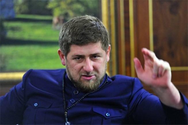 """Kadyrov aconsejó a los servicios de inteligencia extranjeros que no """"coquetearan con Rusia"""""""