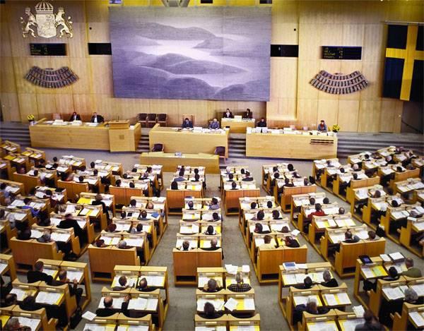 Il parlamento svedese ha ratificato un accordo sul possibile dispiegamento di truppe NATO nel paese