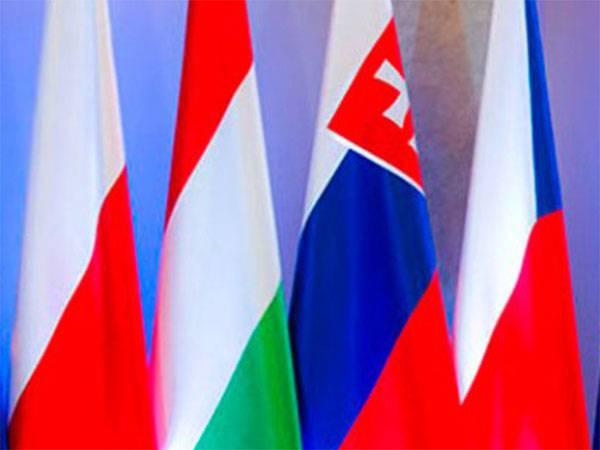 """捷克共和国将开设一个""""抵抗俄罗斯宣传""""的部门,与""""维谢格拉德四号""""的其他国家一起将派遣军事特遣队前往波罗的海"""