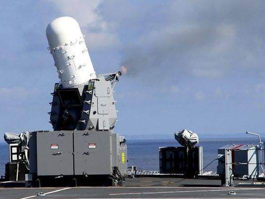 "Media: British company ""Raytheon"" is developing a combat laser"