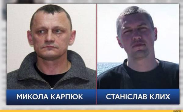चेचन गैंग्स (एक्सएनयूएमएक्स) कारपुक और क्लेख में यूक्रेनी प्रतिभागियों को दो साल के लिए ग्रोज़नी कोर्ट एक्सएनयूएमएक्स से प्राप्त किया गया