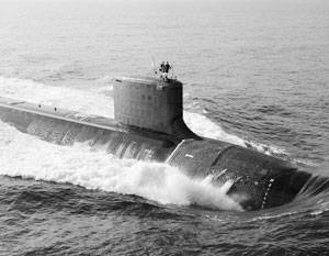 Yielding to the American, the Russian submarine fleet has unique ships.