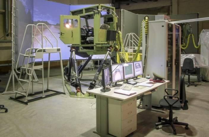 """전략적 미사일 부대에서는 복잡한 """"야스""""에 대한 시뮬레이터 제작에 관한 작업을 완료했다."""