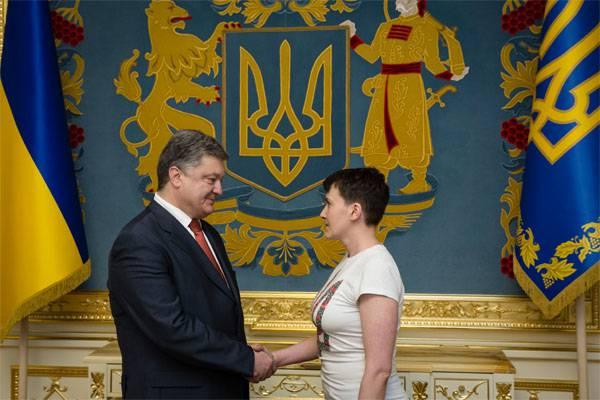 Savchenkoは彼女がウクライナの大統領になる準備ができていたと言った