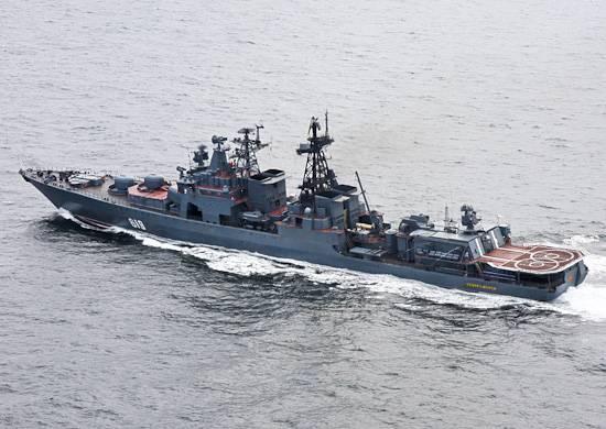 """ब्रिटेन और संयुक्त राज्य अमेरिका: """"रूसी नौसेना के जहाजों को सेउटा में प्रवेश करने के लिए, स्पेन गठबंधन की एकजुटता के सिद्धांतों का उल्लंघन करता है"""""""