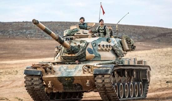 Médias: l'armée turque a construit un barrage routier près de l'Afrin syrien
