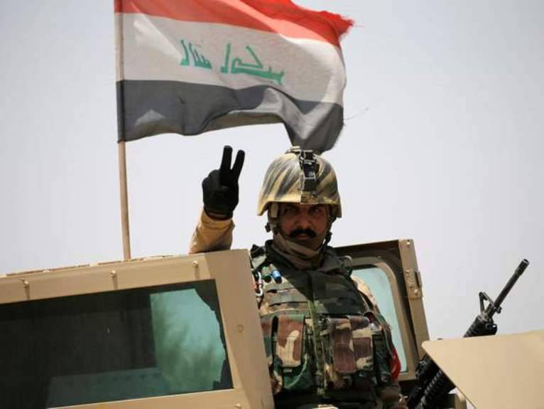 Media: in the Iraqi Fallujah destroyed the local leader of the IG