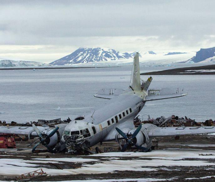 Kuzey Kutbu adalarından 2 binden fazla hurda ihracatı yapılacak