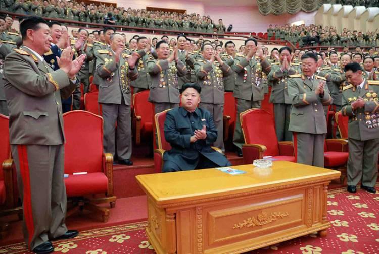 200日の「忠誠キャンペーン」が北朝鮮で開催されます
