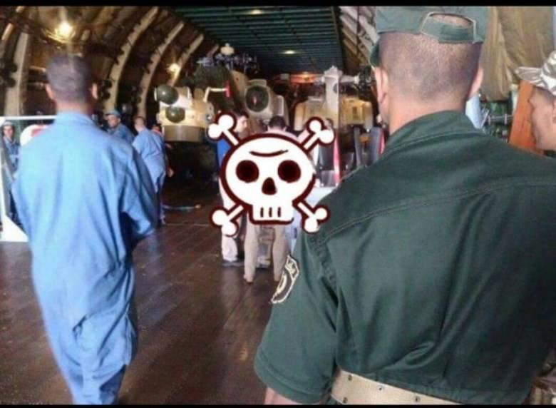 Erste zwei Mi-28HE nach Algerien geliefert