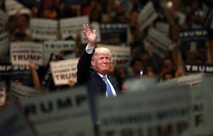 Trump sagte, dass er das Niveau des sozialen Schutzes für amerikanische Veteranen erhöhen würde, wenn er in die Präsidentschaft gewählt würde