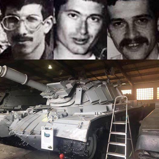 러시아, 트로피 탱크를 이스라엘에 반환