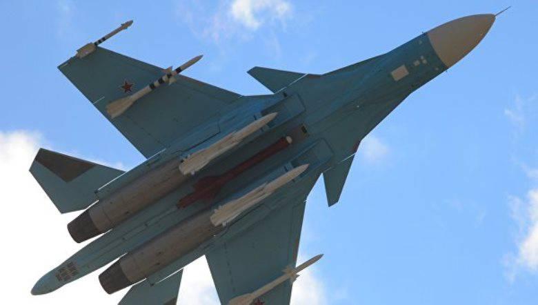 Su-34'in ilk partisi Novosibirsk'ten Habarovsk Krai'ye ulaştı