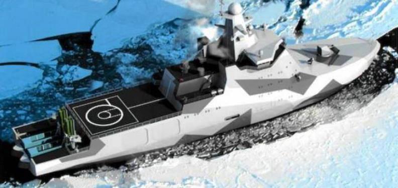 2巡逻舰的建造将从金钟造船厂开始