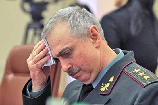 """Der ukrainische General wiederholte, dass """"die russische Armee den Landkorridor zur Krim durchbrechen wird"""""""