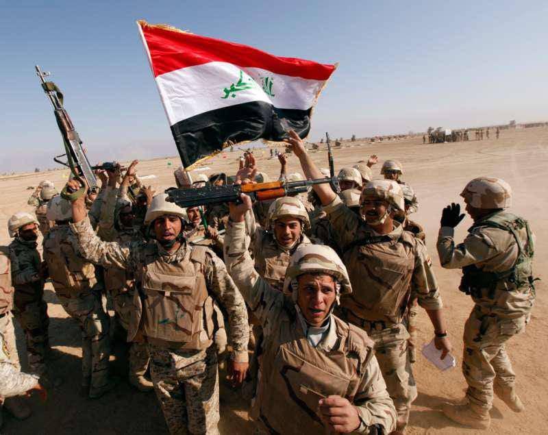 7-ISIS-Führer im Irak zerstört