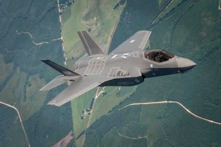 F-35 pode unir as Forças Aéreas da Bélgica e da Holanda