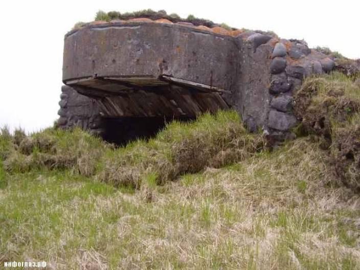Área de aterrizaje de helicópteros restaurada por los participantes de la expedición en la isla de Matua.