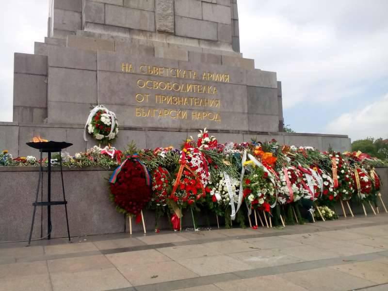 День Победы и «Бессмертный полк» в Болгарии