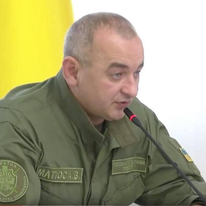 """乌克兰Matios首席军事检察官说,俄罗斯黑海舰队司令亚历山大·维托科上将""""躲避乌克兰调查机构"""""""