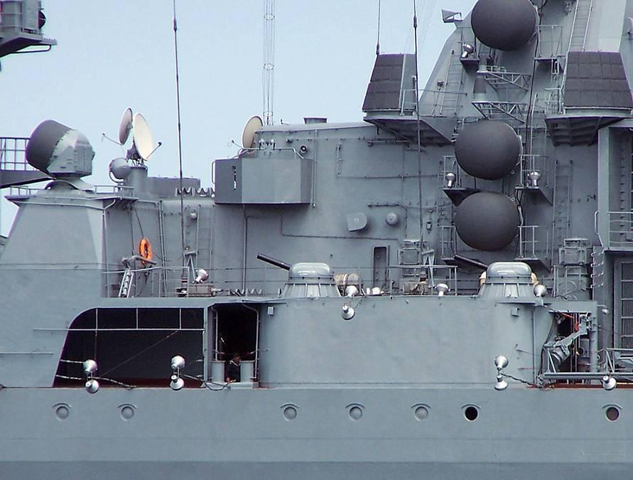 Крейсер москва может сбивать крылатые ракеты