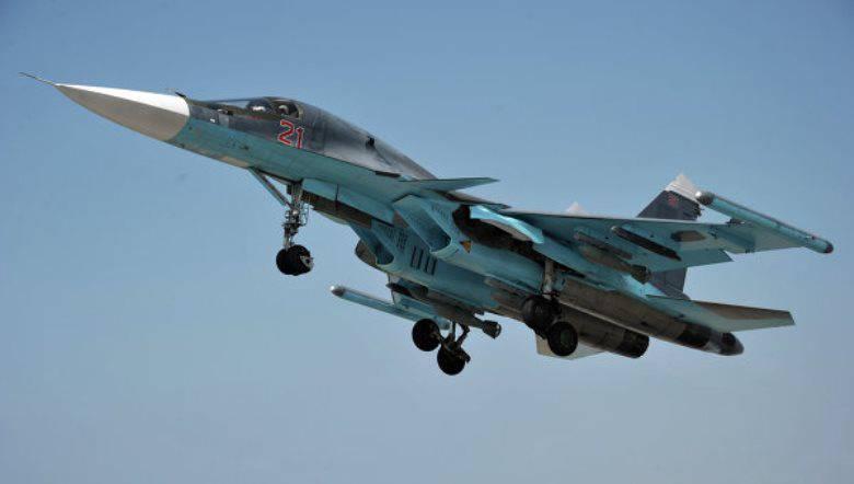 VCS-Bomber zerstörten die IG-Ölfeldobjekte in der Nähe von Raqqa