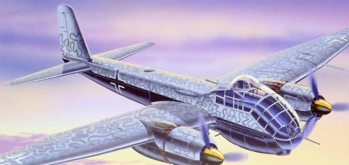 Ju-188:漫长的天空之路。 第一部分
