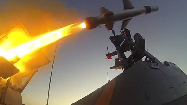 """La Norvège a testé des missiles de croisière appelés Tomahawks et Calibre par les """"jeunes frères"""""""