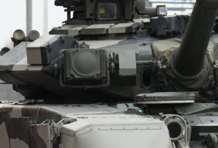 Rusia suministró los sistemas de protección Shtora para T-90 a Argelia