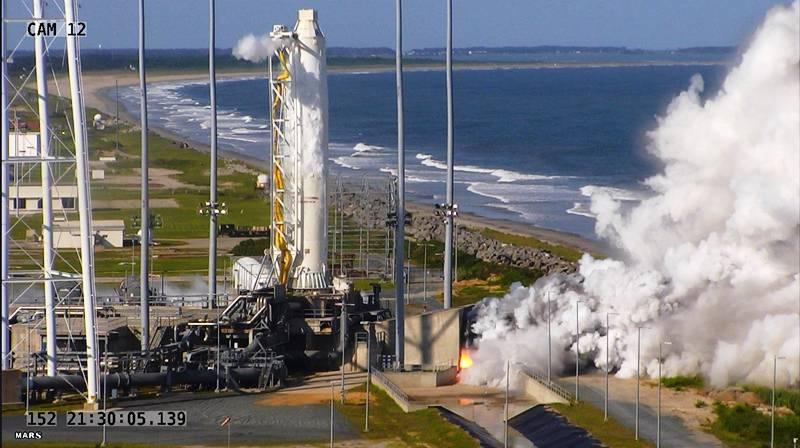 ロシアのRD-181は米国でベンチテストに合格しました
