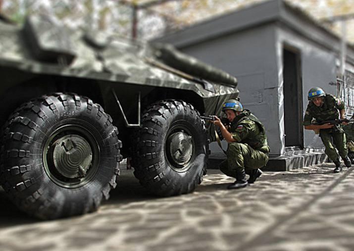 サマラ地域では、CSTO軍の準備が始まった