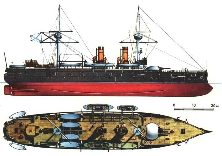 """战舰""""皇帝亚历山大二世""""及其非典型的命运"""