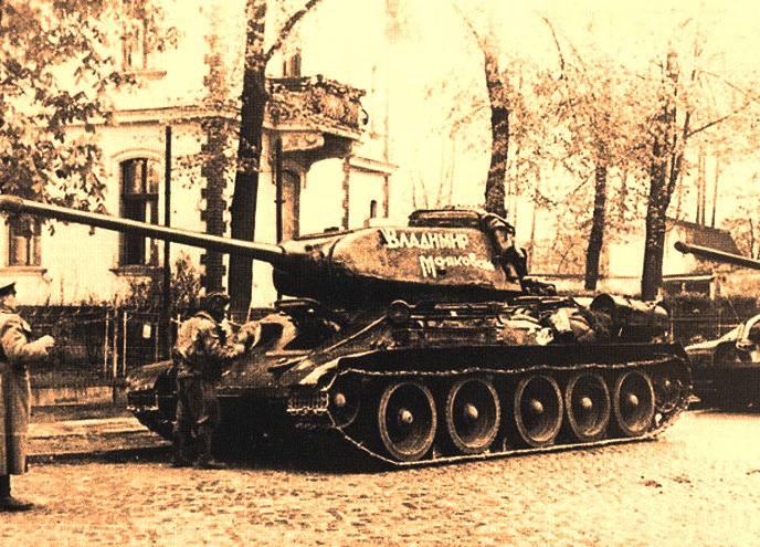 Tekerlekli fabrikalar. Kızıl Ordu'nun know-how'ı
