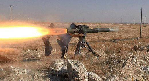"""""""Assassinos em série"""" - na Síria eles odeiam operadores de ATGM"""