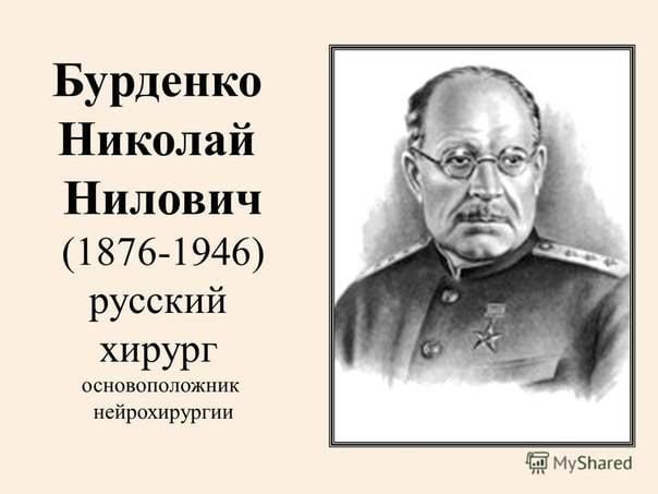 140诞生于国内神经外科Nikolai Nilovich Burdenko的创始人