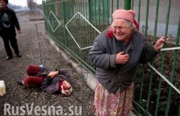 Die Ukraine forderte die Vereinten Nationen auf, auf das Problem der sexuellen Gewalt in der Konfliktzone zu achten